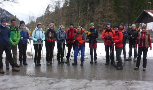 Artikelbild zu Artikel Schneeschuhtour in den Chiemgauer Alpen