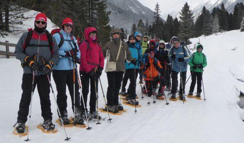 Artikelbild zu Artikel Schneeschuhtour zum Krimmler Tauernhaus