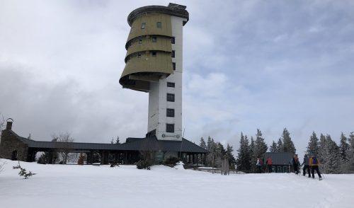 Artikelbild zu Artikel Schneeschuhwanderung zum Polednik (1315 m)