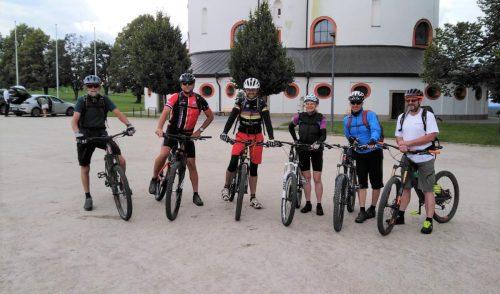 Artikelbild zu Artikel 1. MTB-Tour Nurtschweg